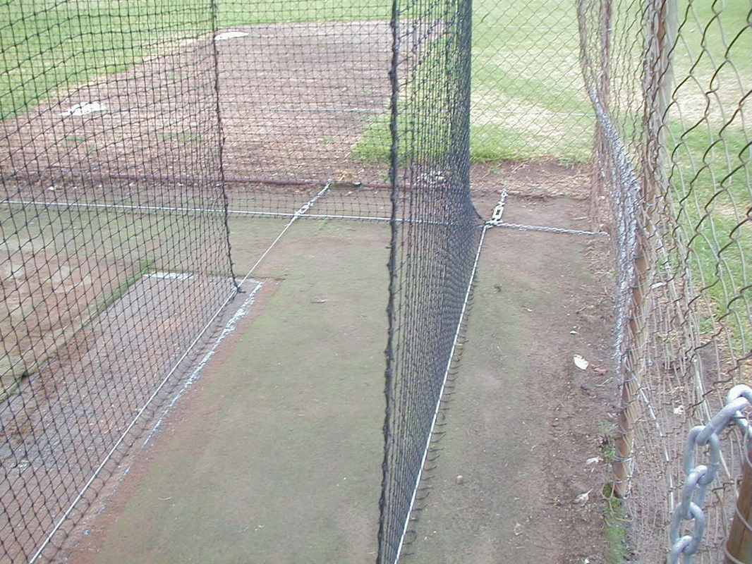 Baseball Nets And Netting