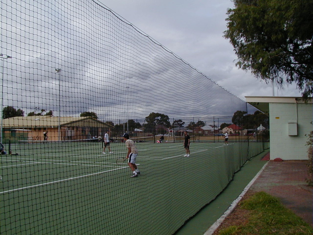 Tennis Nets Amp Netting