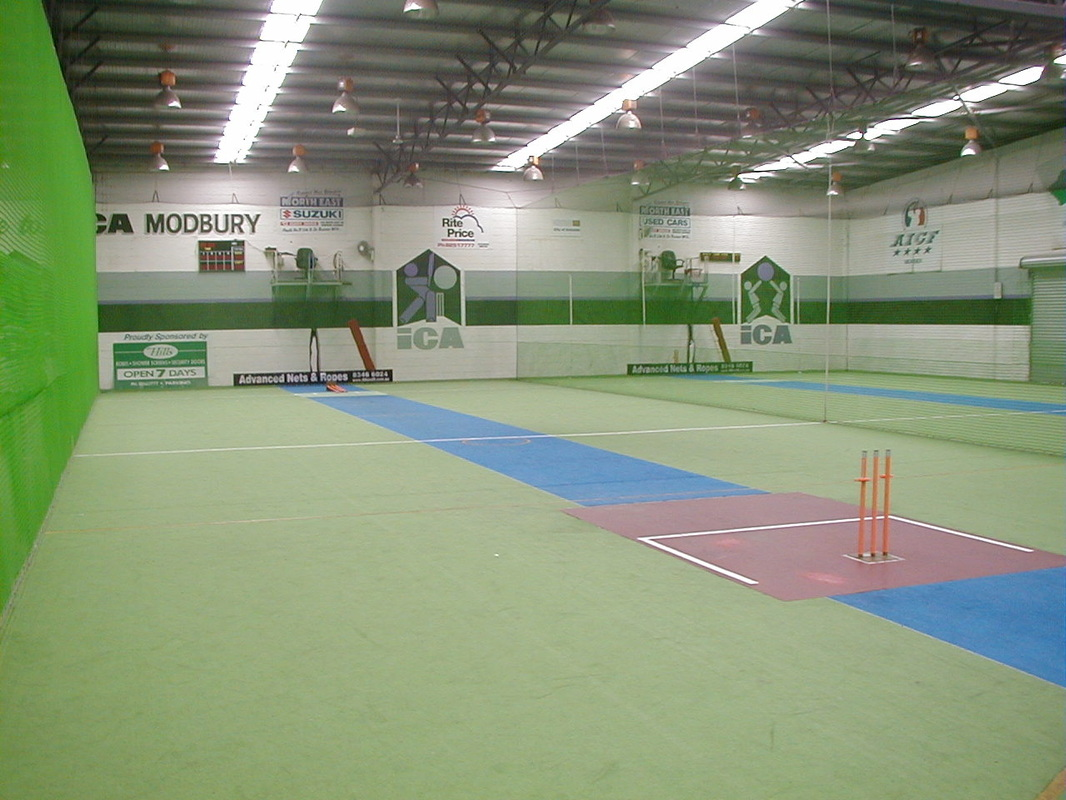 Cricket net design and installation australia wide for Indoor cricket net design