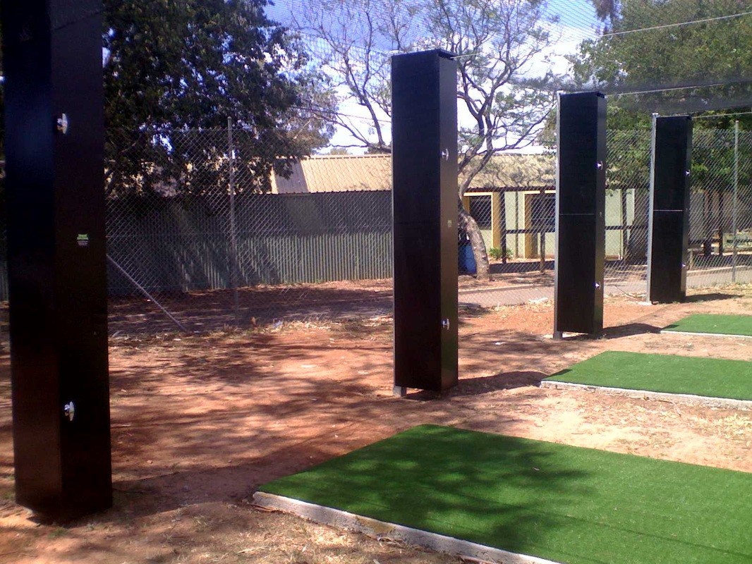 cricket net design and installation australia wide